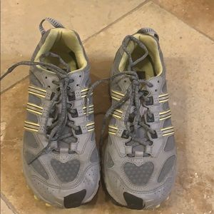 Size 8 Adidas Winterized Running Sneaker